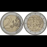 2 Euro Berliner Mauer 2019 bfr Frankreich