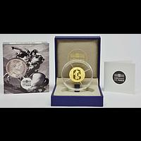 50 Euro Franc Germinal 2019 PP Frankreich Gold