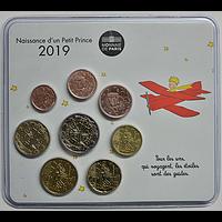 3,88 Euro Mini KMS Jungen 2019 bfr Frankreich