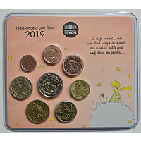 3,88 Euro Mini KMS Mädchen 2019 bfr Frankreich