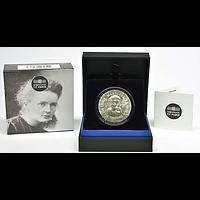 10 Euro Marie Curie 2019 PP Frankreich
