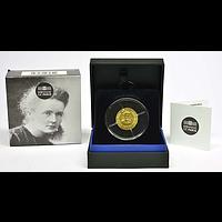 50 Euro Marie Curie 2019 PP Frankreich