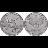 10 Euro Leichtathletik WM 2009 G PP Deutschland PP