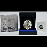 10 Euro Da Vinci 2019 PP Frankreich Europastern