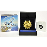 200 Euro Concorde 2018 PP Frankreich Gold