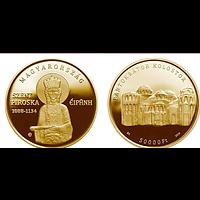 Ungarn 2019 50000 Forint Piroska (Irene) von Ungarn PP