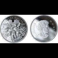 Kanada 2019 1 Dollar Jahrestag des D-Day PP