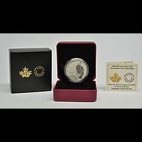 Kanada 2019 20 Dollar Weißkopfseeadler - Der Kühne PP
