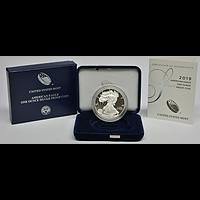 USA 2019 1 Dollar Silber Eagle 1 oz PP