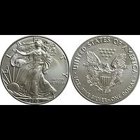 USA 2019 1 Dollar Silber Eagle 1 oz Stgl.