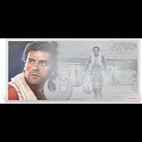 Niue 2019 1 Dollar Star Wars/The Force Awakens – Poe Dameron - Silberbanknote Stgl.