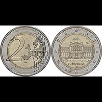 2 Euro Bundesrat 2019 bfr Deutschland