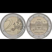 2 Euro Bundesrat 2019 A bfr Deutschland