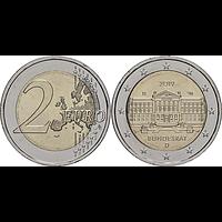 2 Euro Bundesrat 2019 D bfr Deutschland