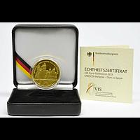 100 Euro Dom zu Speyer 2019 Stgl. Deutschland Gold