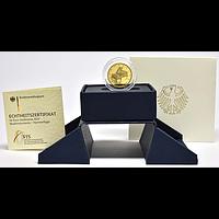 50 Euro Hammerflügel 2019 Stgl. Deutschland Gold