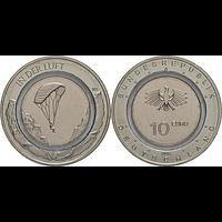 10 Euro In der Luft 2019 A bfr Deutschland