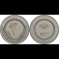 10 Euro In der Luft 2019 D bfr Deutschland