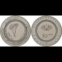 10 Euro In der Luft 2019 J bfr Deutschland