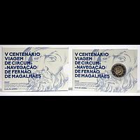 2 Euro Magellan 2019 PP Portugal