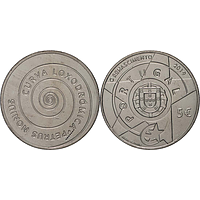 5 Euro Europastern 2019 bfr Portugal