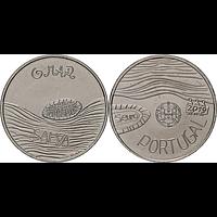 Portugal 2019 5 Euro Das Meer gezeichnet von einem Kind bfr