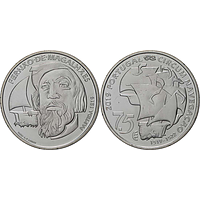 7,5 Euro Magellan 2019 bfr Portugal