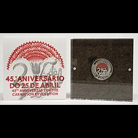 5 Euro Nelkenrevolution 2019 PP Portugal