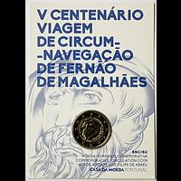 2 Euro Magellan 2019 Stgl. Portugal Coincard
