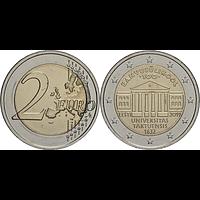 2 Euro Tartu 2019 bfr Estland