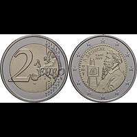 2 Euro Bruegel 2019 bfr Belgien