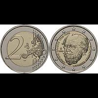 2 Euro Kalvos 2019 bfr Griechenland