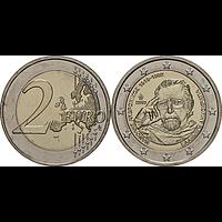 2 Euro Andronikos 2019 bfr Griechenland