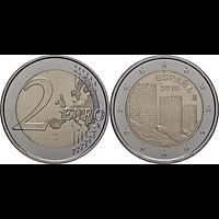 2 Euro Avila 2019 bfr Spanien