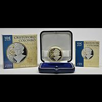 10 Euro Kolumbus 2019 PP Italien