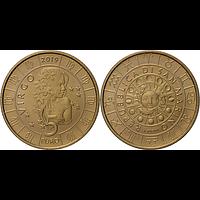 San Marino 2019 5 Euro Jungfrau bfr