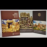 KMS Malta 2019 Stgl. /BU 5,88 Euro