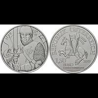 1,5 Euro Leopold V. 2019 Stgl. Österreich