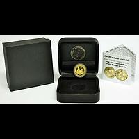 50 Euro Europastern 2019 PP Belgien Gold