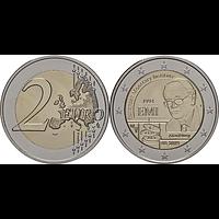 2 Euro EWI 2019 bfr Belgien