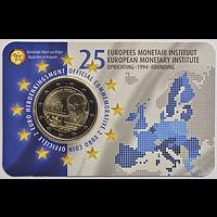 2 Euro EWI 2019 Stgl. Belgien Coincard NL