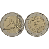 2 Euro Stefanik 2019 bfr Slowakei