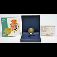 100 Euro Habsburg 2019 PP Spanien Gold
