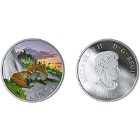 Kanada 2019 20 Dollar Der Fuchs - Canadas Fauna PP