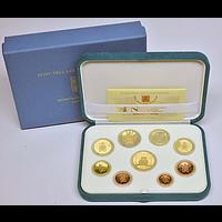 Vatikan 2019 53,88 Euro KMS Vatikan mit 50 Euro Gedenkmünze PP