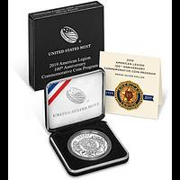 USA 2019 1 Dollar 100 Jahre Amerikanische Legion PP