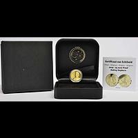 25 Euro Hepburn 2019 PP Belgien Gold