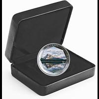 Kanada 2019 30 Dollar Mount Rundle - Photo Serie #2 Einzeletui 2 oz PP