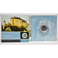 5 Euro Bourglinster 2019 PP Luxemburg