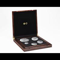 Kanada 2019 475 Dollar Maple Leaf - Masters Collection (1+2+5 oz + 1/2 kg+1 kg) PP